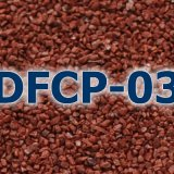 DFCP-03 Surface Coating Abrasive Grain for Coated Abrasives