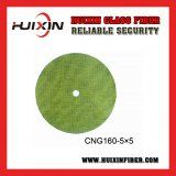 CNG160-5*5 Fiberglass Cut Piece of Grinding Wheel