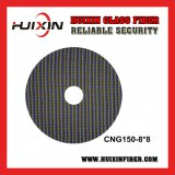 CNG150-8*8 Fiberglass Disc of Grinding Wheel