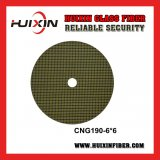 CNG190-6*6 Fiberglass Disc of Cutting Wheel