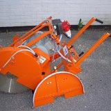 Small 3 Phase Concrete Floor Saw