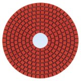 Diamond Flexible Polishing Pad for Stone  (Marble & Granite)