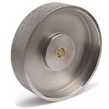Brazed Metal Bond Diamond Wheels