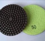 Metal-Bond Polishing Pad