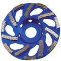 New Design & Patented Grinding Cup Wheel-LJDA