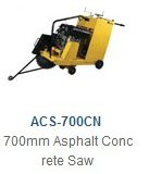ACS-700CN  700mm Asphalt Concrete Saw