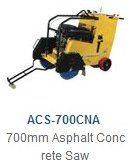 ACS-700CNA  700mm Asphalt Concrete Saw