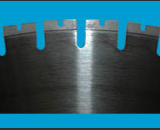 SAW BLADE FOR CONSTRUCTION INDUSTRY