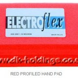 RED PROFILED HAND PAD