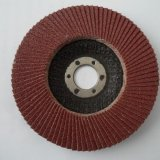 DLF ALUMINIUM OXIDE flap discs with fibreglass backing