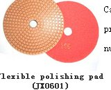 Flexible polishing pad (JX0601)