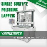YH2M8192C3 Single Surface Polishing/Lapping Machine for Curved Surface Glass