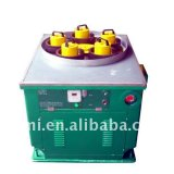 Glasses surface lapping machine, flat face grinding machine, singe face polishing machine