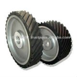 Rubber Contact Wheel From India