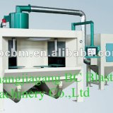 Turntable-type Sandblasting Machine