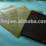 Waterproof Abrasive Paper Sanding Sheets