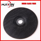 Fiberglass backing pads for flap disc