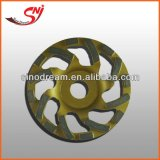 Laser Welded Grinding Cup Wheel For Hard Stone