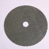 CNP330-8*8  fiberglass disc for grinding wheels with black paper