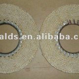 Sisal Buffing Wheel For Stainless Steel