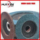 zirconium oxide abrasive flap disc for metals and steels