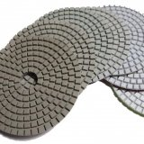 Wet Flexible Polishing Pads For Marble