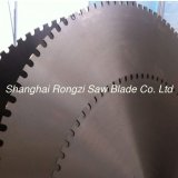Steel core for diamond saw blades