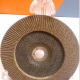180 T27 Calcined  FLAP DISC FOR STEEL POLISHING AND GRINDING