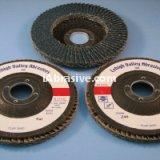 Zirconia Flat Flap Disc