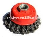 Bowl Brush Knotted R.j no.D04-06