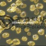 Synthetic diamond plastic powder