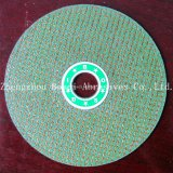 105*1.5*16mm doube nets cutting wheel for stainless steel