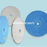 Cotton Cloth Grinding Buffing Wheel for Surface Polishing