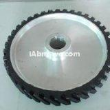 sand belt wheel rubber grinding wheel