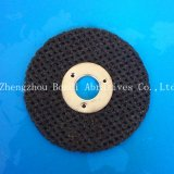 fiber net disc porous surface polishing and cutting disc