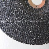 180*3*16 A/C 24#-46# fiber net  polishing and cutting disc