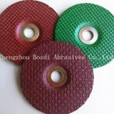 Abrasive resin bonded  grinding  wheels
