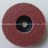 Nylon Polishing Wheel in Brown