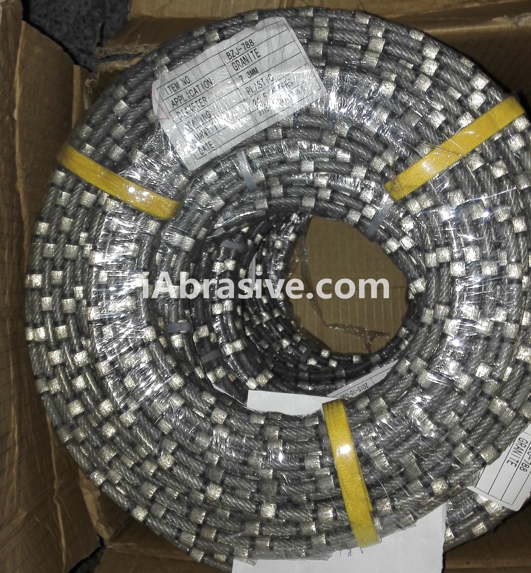 China Cutting Wire Saw,Wire Saw Diamond For Cutting Granite from ...