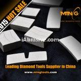 Granite Diamond Cutting Segment For Granite Saw Blade