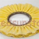 Bias Cotton cloth buffing wheel