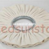 Airway cotton cloth buffing wheel