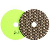 Dry Polishing pads(polishing pads,flexible polishing pads) for white stones