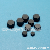 Self supported hexagonalDiamond/ PCD Wire Drawing Die Blanks