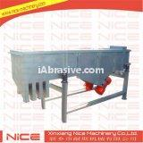 High quality new design stainless steel industrial linear vibrating sieving machine