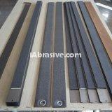 graphite sliding liners at the  back of  sanding belt