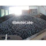 oil quenched/tempered cast iron chrome balls, chrome casting grinding balls, high chromium casting balls