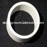 Insulation zirconium pipe and piece