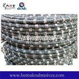 11.5mm Rubber Diamond Wire Saws for Granite Quarrying
